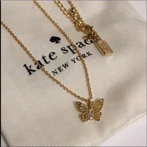 ⚡️flash sale ⚡️Kate Spade Butterfly necklace